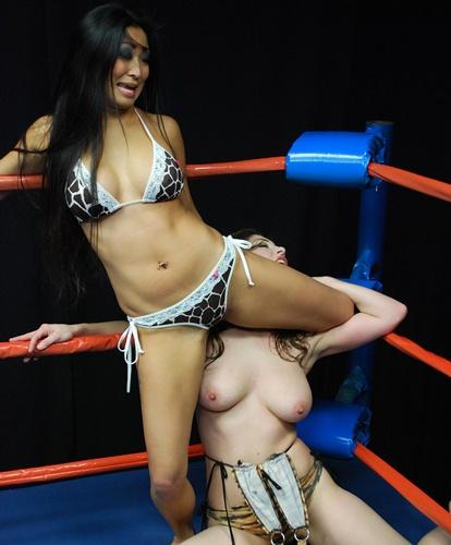 Nicole oring catfight